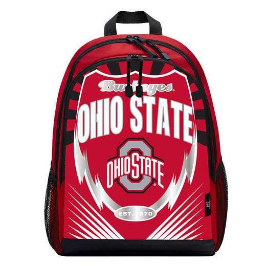 C11COL9C6600007RTL:  Ohio State Lightning Backpack