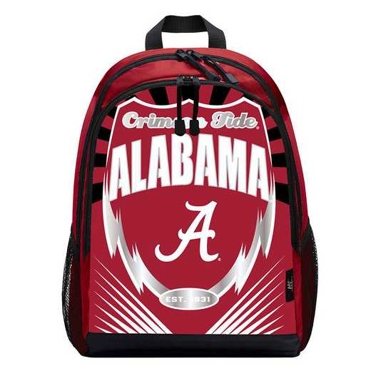 C11COL9C6600018RTL:  Alabama Lightning Backpack