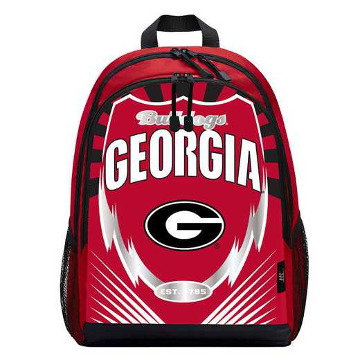 C11COL9C6600029RTL:  Georgia Lightning Backpack