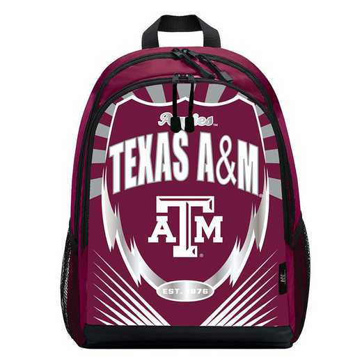 C11COL9C6636034RTL:  Texas A&M Lightning Backpack