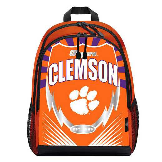 C11COL9C6810033RTL:  Clemson Lightning Backpack