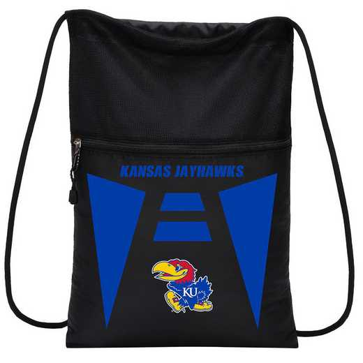 C11COLBC7001008RTL:  Kansas Team Tech Backsack