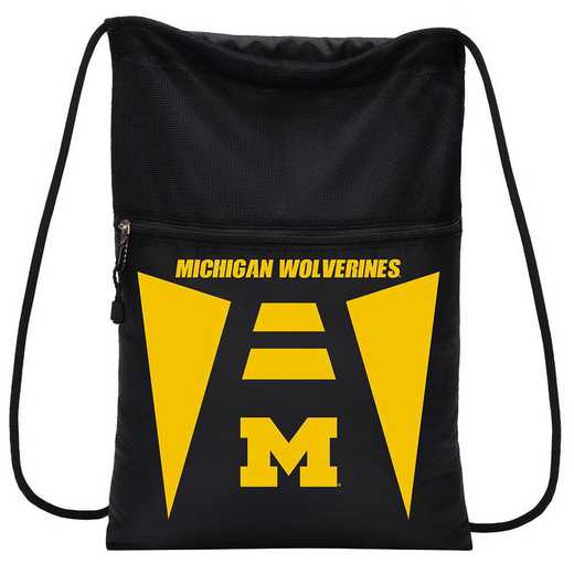 C11COLBC7001021RTL:  Michigan Team Tech Backsack