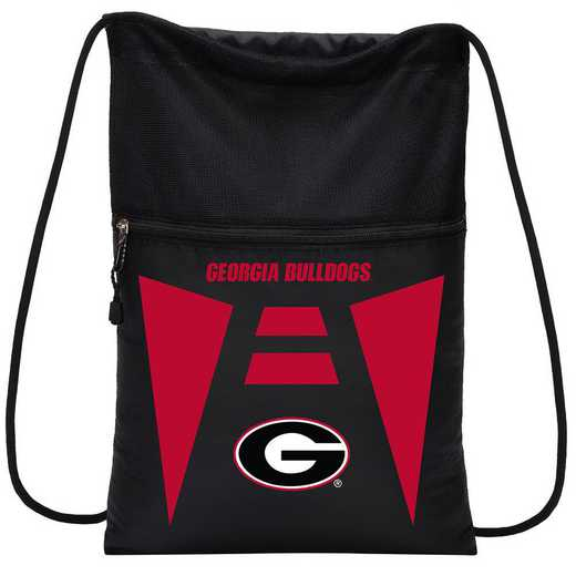 C11COLBC7001029RTL:  Georgia Team Tech Backsack