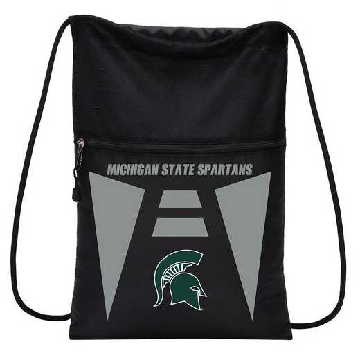 C11COLBC7001031RTL:  Michigan State Team Tech Backsack