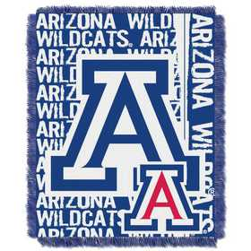 1COL019030051RET: NW COL Double Play Tapestry Throw, AZ