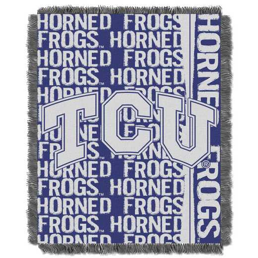 1COL019030089RET: NW COL DP Tapestry Throw, TCU