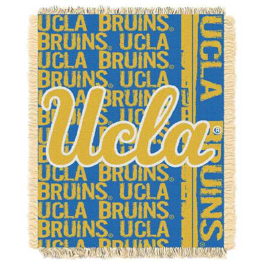 1COL019030069RET: NW COL Double Play Tapestry Throw, UCLA