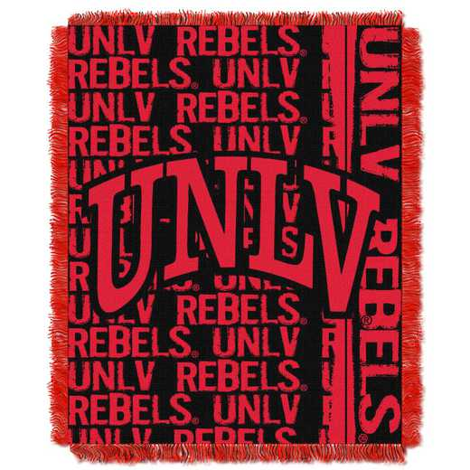 1COL019030109RET: NW COL DP Tapestry Throw, UNLV