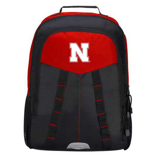 C11COL1C6603006RTL:  Nebraska Scorcher Backpack
