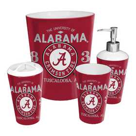 1COL951000018RET: COL 951 Alabama 4pc Bath Set