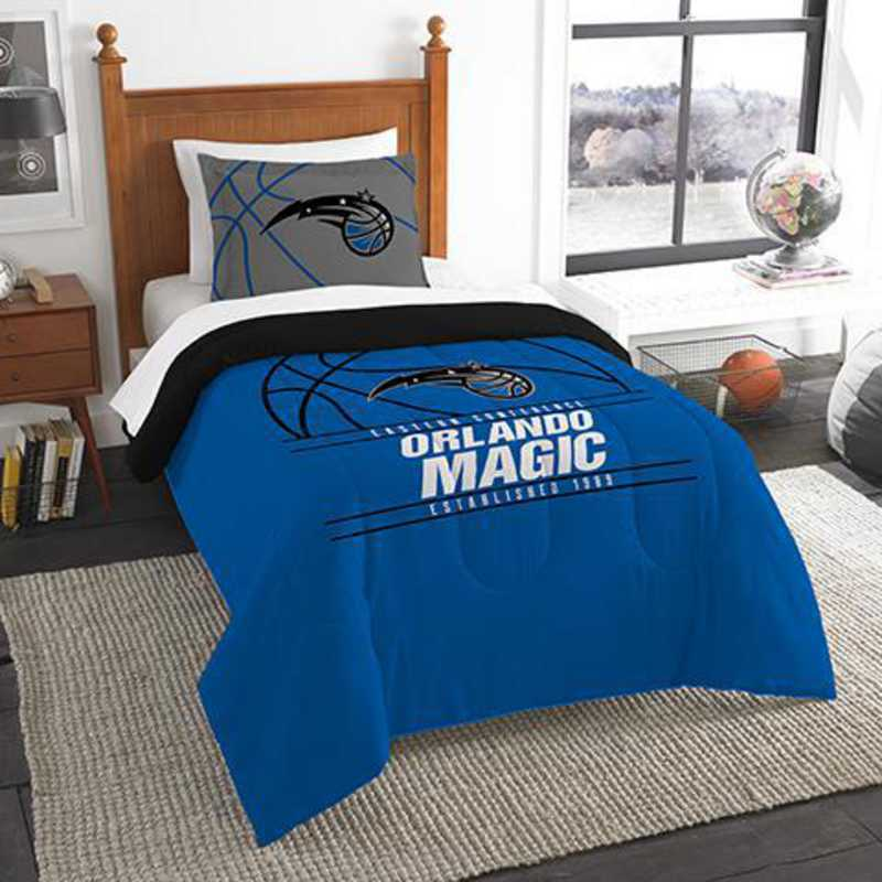 1NBA862010019RET: NW NBA T RS Bedding Set, Magic