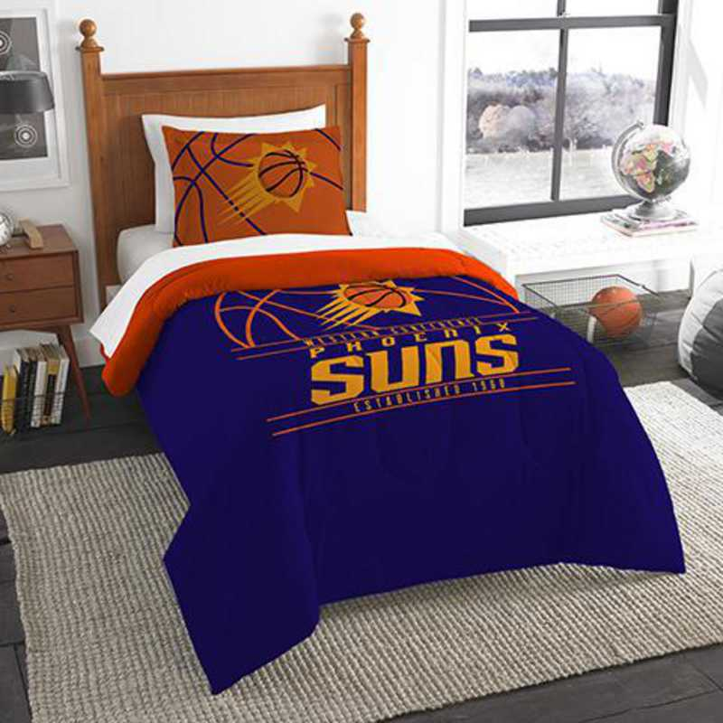 1NBA862010021RET: NW NBA T RS Bedding Set, Suns