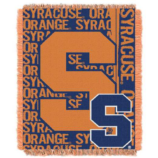 1COL019030040RET: NW COL Double Play Tapestry Throw, SYC