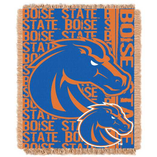 1COL019030093RET: NW COL DP Tapestry Throw, Boise State