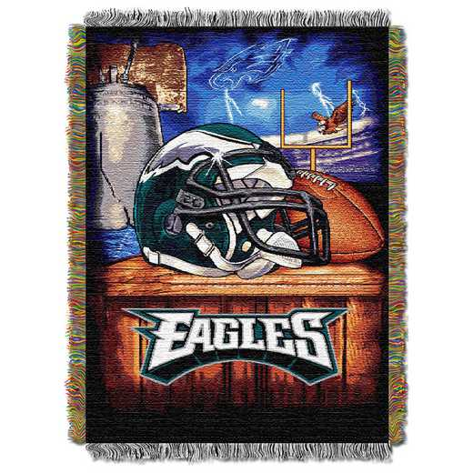 1NFL051010011RET: NW NFL HFA Tapestry Throw, Eagles