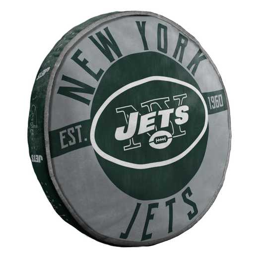 1NFL148000015RET: NW NFL Jets Cloud Pillow