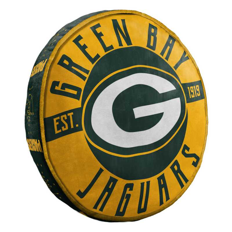 1NFL148000017RET: NW NFL Packers Cloud Pillow