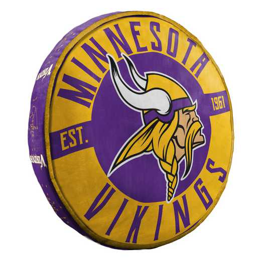 1NFL148000023RET: NW NFL Vikings Cloud Pillow