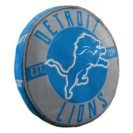 1NFL148000082RET: NW NFL Lions Cloud Pillow