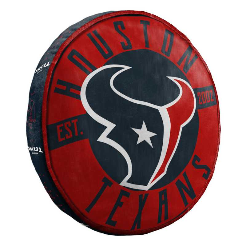 1NFL148000119RET: NW NFL Texans Cloud Pillow