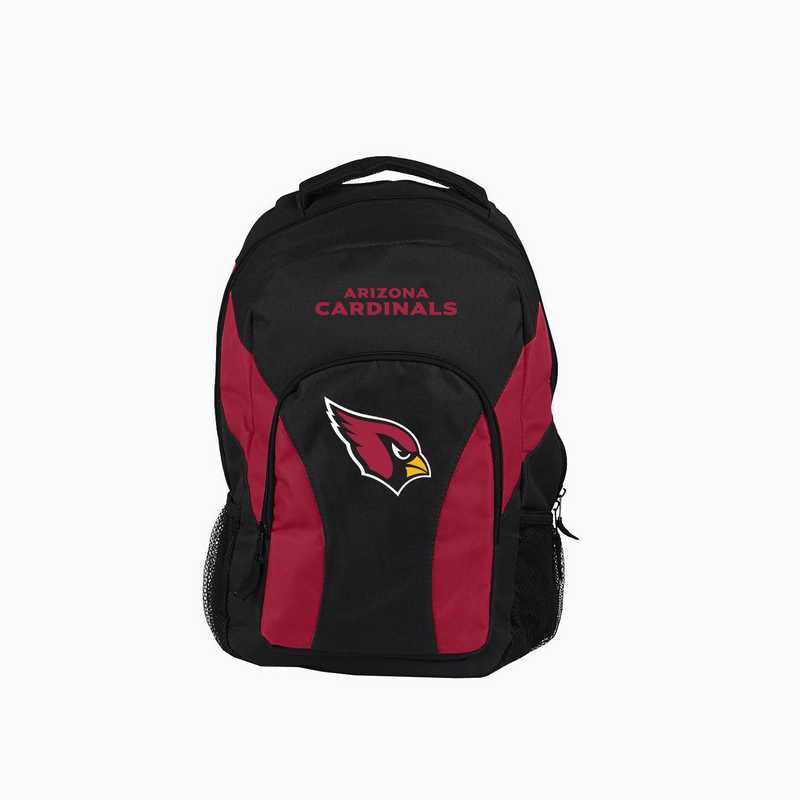 C11NFLC10006080RTL: NFL Cardinals Backpack Draftday