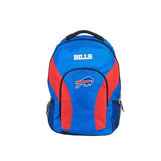 C11NFLC10436003RTL: NFL Bills Backpack Draftday