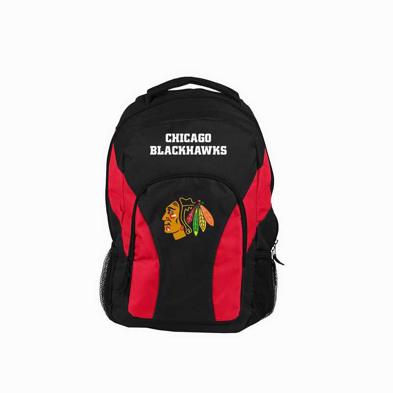 C11NHLC10006004RTL: NHL Blackhawks Backpack Draftday