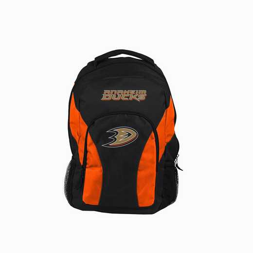 C11NHLC10012011RTL: NHL Ducks Backpack Draftday