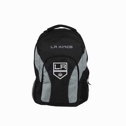 C11NHLC10019010RTL: NHL LA Kings Backpack Draftday