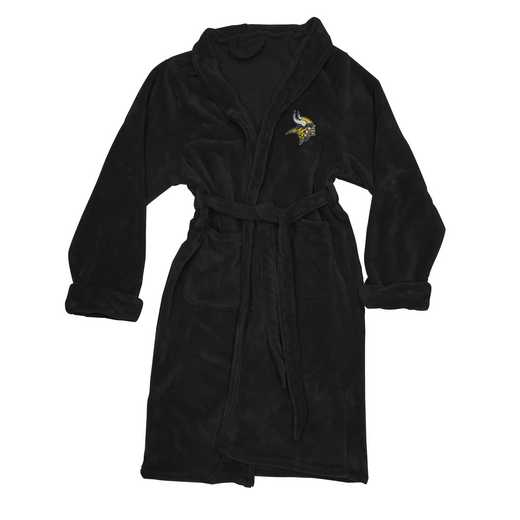 1NFL349000023RET: NFL 349 Vikings Man L/XL Bathrobe