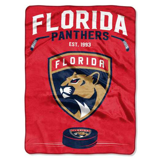 1NHL680010008RET: NHL 680 FL Panthers Inspired Raschel