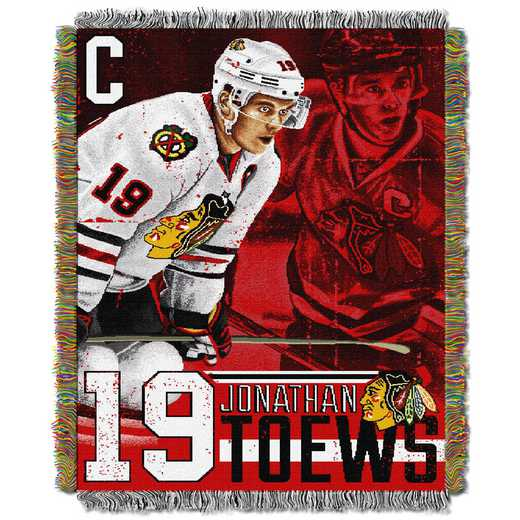 1NHP051000005RET: NHL 051 Player Johnathan Toews - Blackhawks