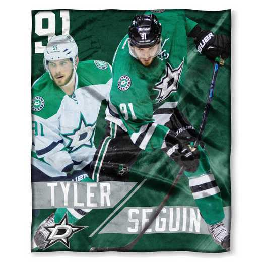 1PLY575003019RET: NHL 575 Stars - Tyler Seguin Silk Touch Throw