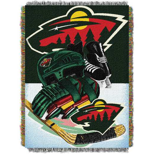 1NHL051010032RET: NW HOME ICE ADVANTAGE, WILD