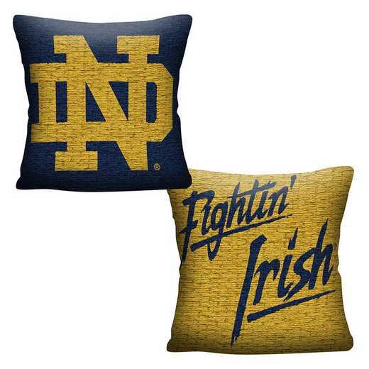 1COL129000010RET: COL 129 Notre Dame Invert Pillow