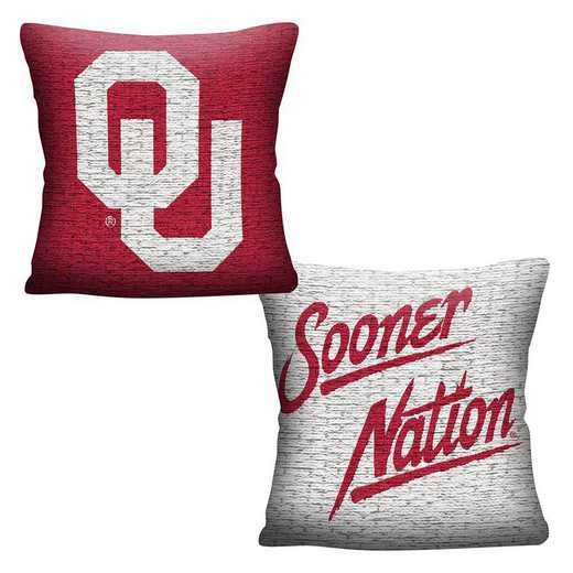 1COL129000012RET: COL 129 Oklahoma Invert Pillow