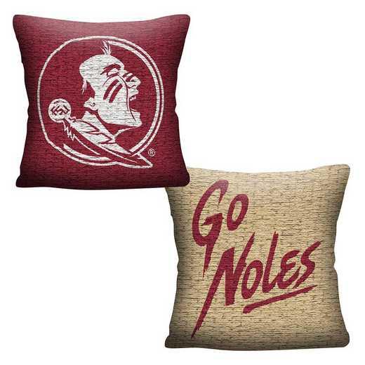 1COL129000015RET: COL 129 Florida State Invert Pillow