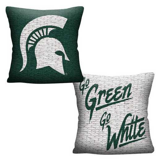 1COL129000031RET: COL 129 Michigan State Invert Pillow
