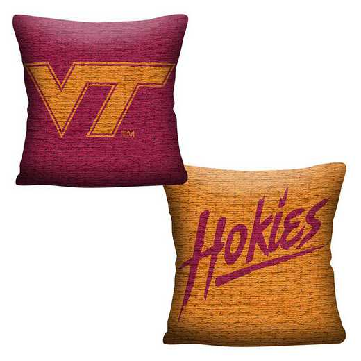 1COL129000075RET: COL 129 Virginia Tech Invert Pillow