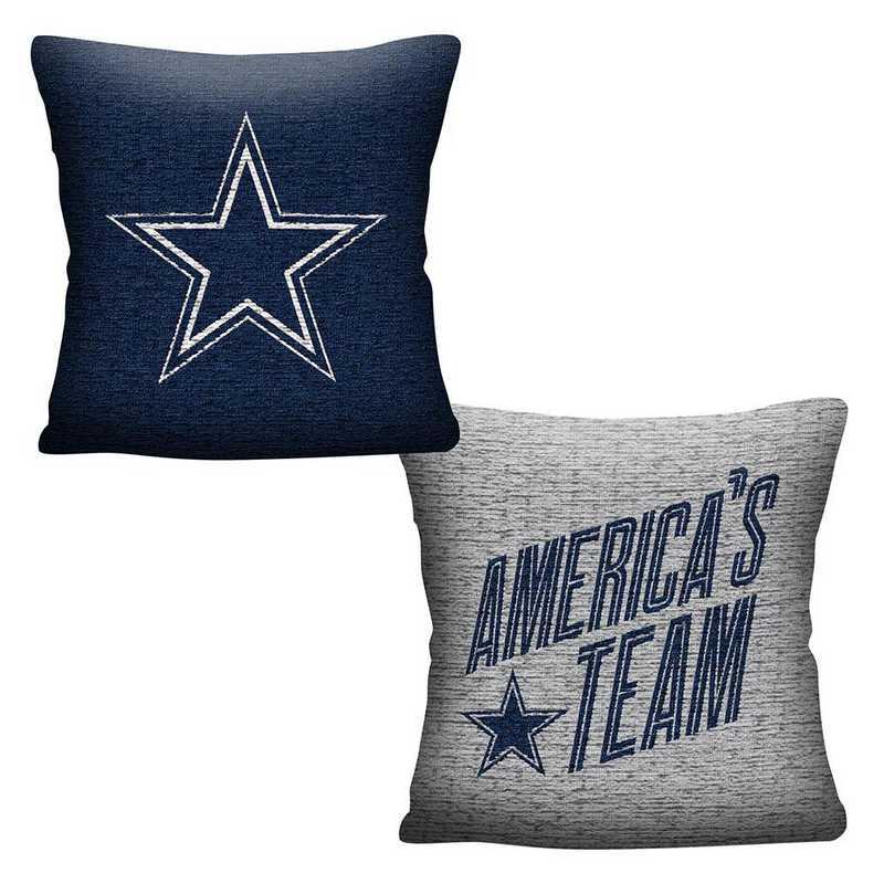 1NFL129000009RET: NFL 129 Cowboys Invert Pillow