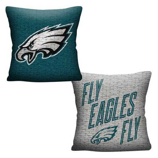 1NFL129000011RET: NFL 129 Eagles Invert Pillow