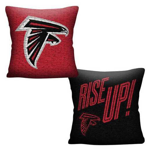 1NFL129000012RET: NFL 129 Falcons Invert Pillow