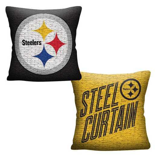 1NFL129000078RET: NFL 129 Steelers Invert Pillow