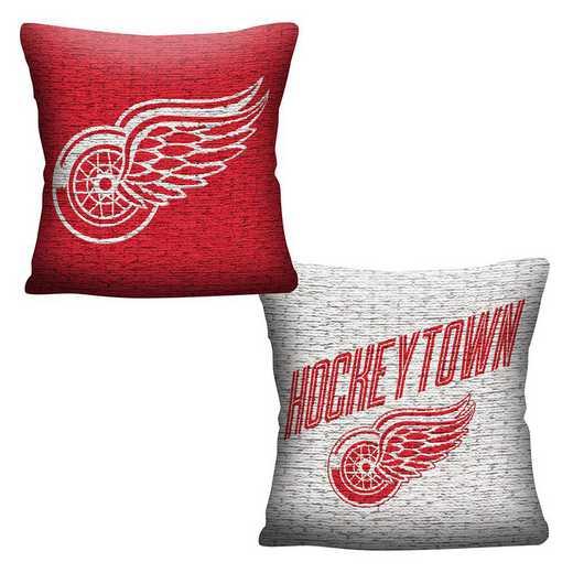 1NHL129000006RET: NHL 129 Redwings Invert Pillow