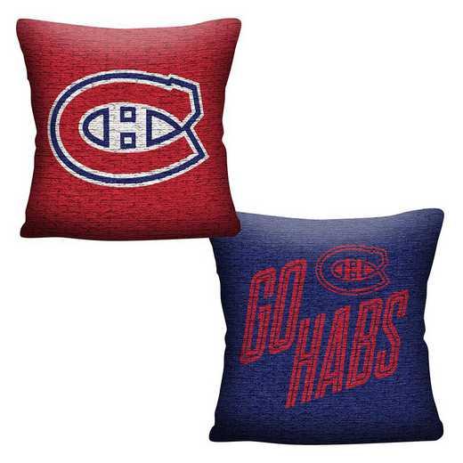 1NHL129000012RET: NHL 129 Canadiens Invert Pillow