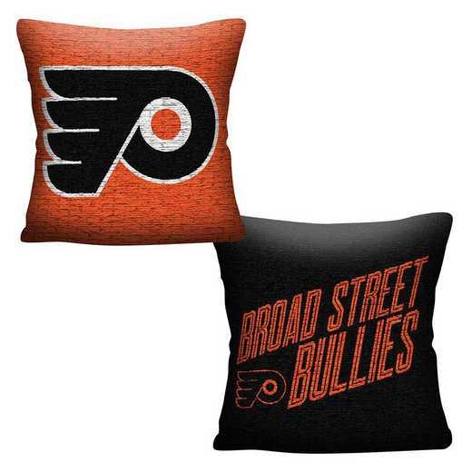 1NHL129000017RET: NHL 129 Flyers Invert Pillow