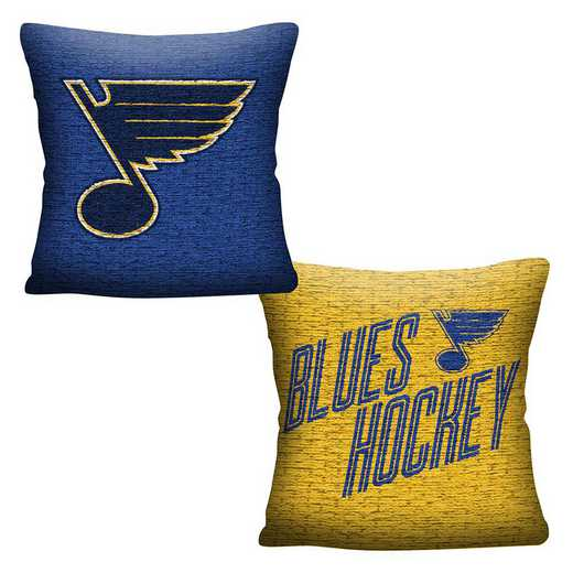 1NHL129000021RET: NHL 129 Blues Invert Pillow