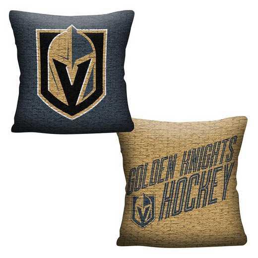 1NHL129000029RET: NHL 129 Vegas Golden Knights Invert Pillow