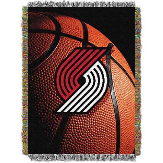 1NBA051030022RET: NW NBA Photo Real Tap Throw, Trail Blazers